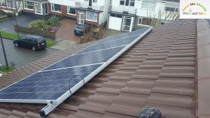 1kWP Rooftop Solar PV at Biscayne, Malahide