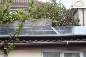 1kWP Solar PV Installation Palmerstown - Co. Dublin