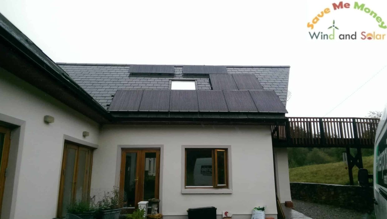 2.2kWP Solax Solar PV System - Co. Clare
