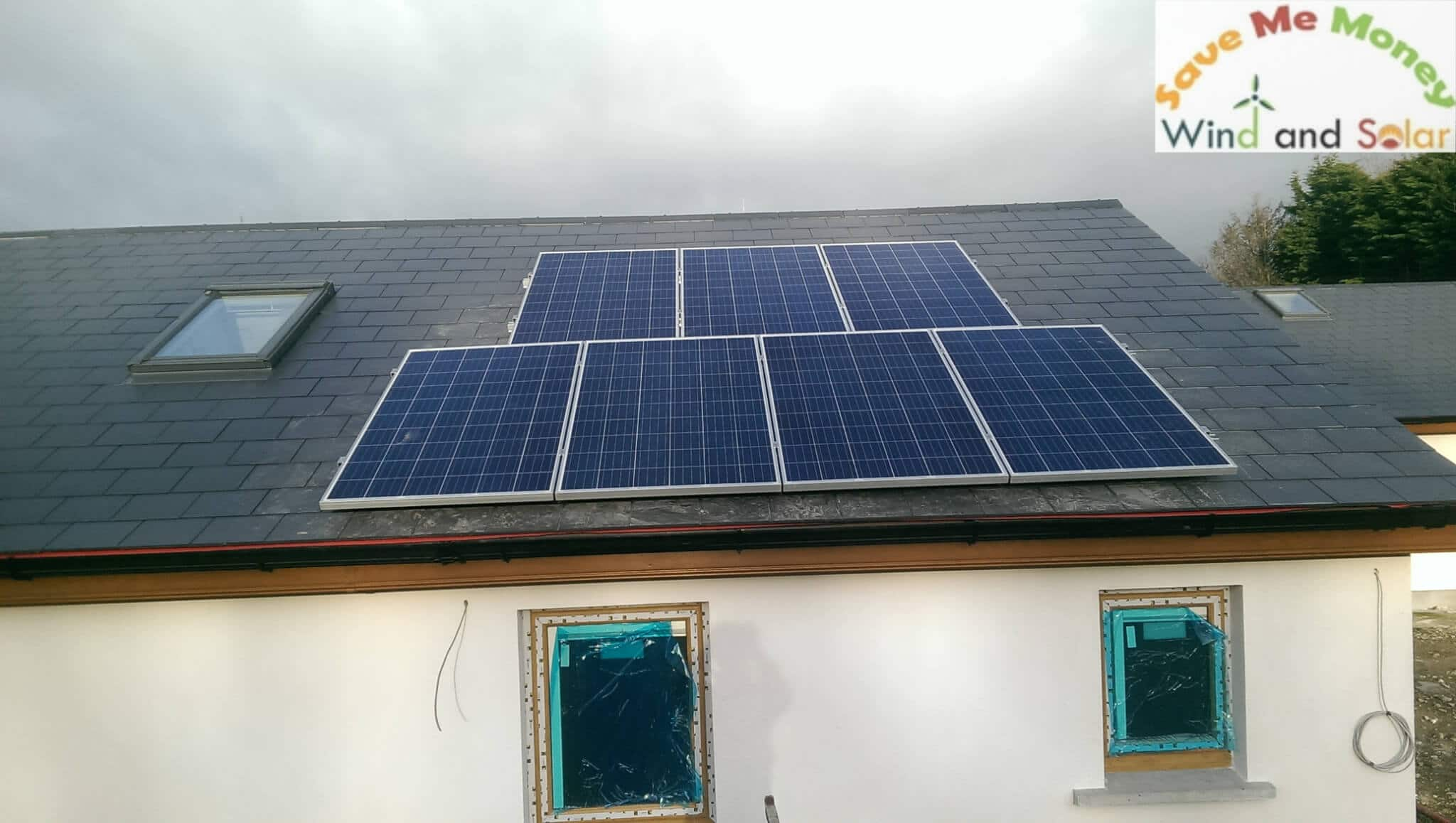 2.0kWP Solax Solar PV System Installation in Waterford