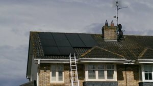 3.0kWP Smart Solar PV System Installed in Lusk
