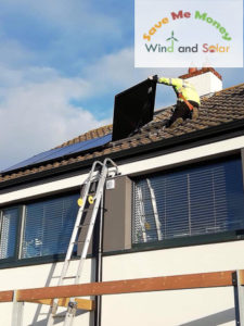 1.2kWP Rooftop Solar PV Installation in Greystones